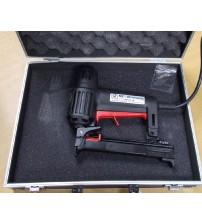I606-26 staple gun and nails