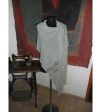 Lace Chiffon scarf