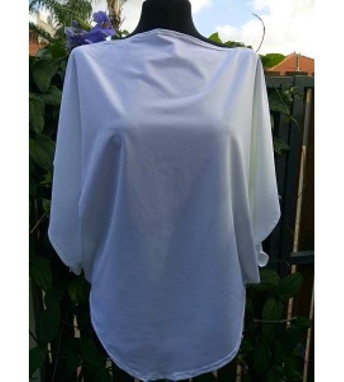 White bat shirt-Shirts